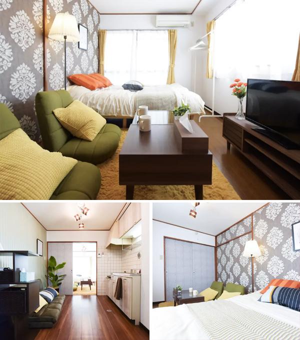 東京上野、淺草、池袋、新宿住宿